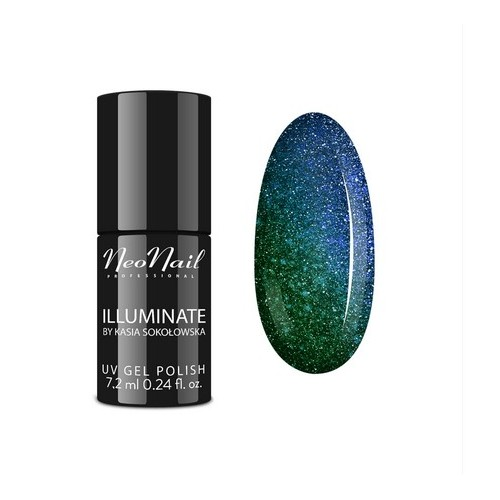 Vernis Permanent -  NeoNail - Intense Malachite 6382 - 7.2 ml