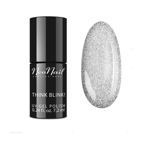 Vernis Permanent -  NeoNail - Twinkle White 6312 - 7.2 ml