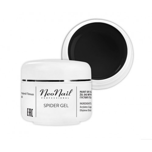 Neonail Spider Gel White - 5g