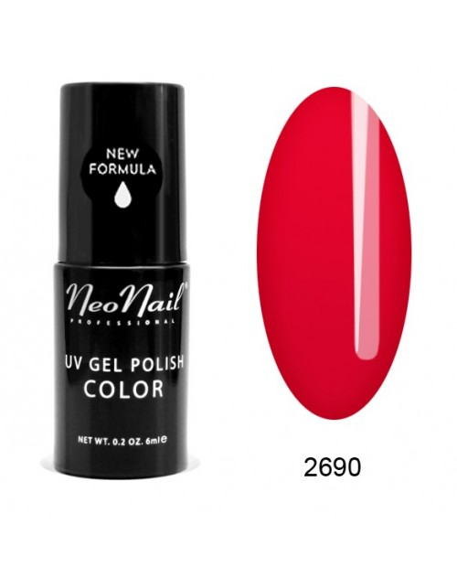 Vernis Permanent -  NeoNail - Poppi Hill 2690 - 6 ml