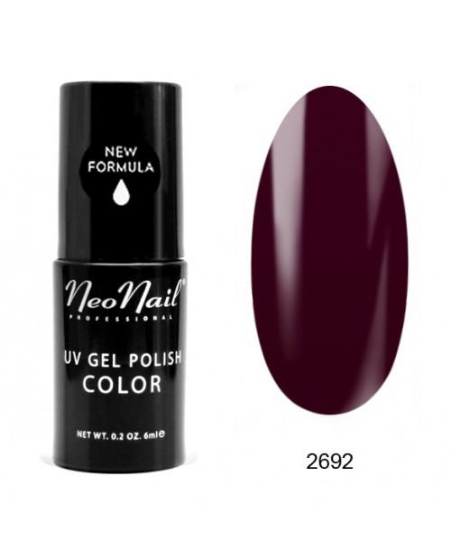 Vernis Permanent -  NeoNail - Dark Cherry 2692 - 6 ml