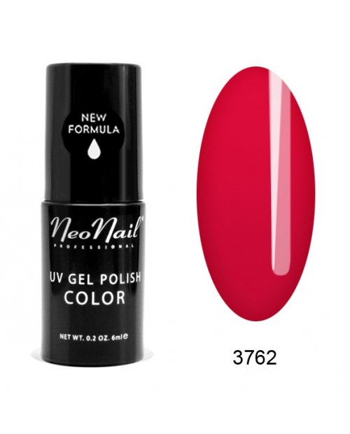 Vernis Permanent -  NeoNail -  Raspberry Red 3762 - 6 ml