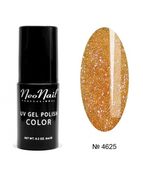 Vernis Permanent -  NeoNail -  Copper Gold   4625 - 6 ml