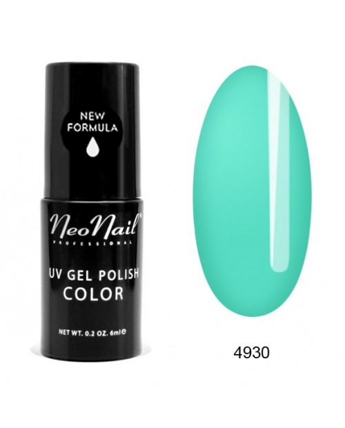 Vernis Permanent -  NeoNail - Light Aquamarine 4930 - 6 ml