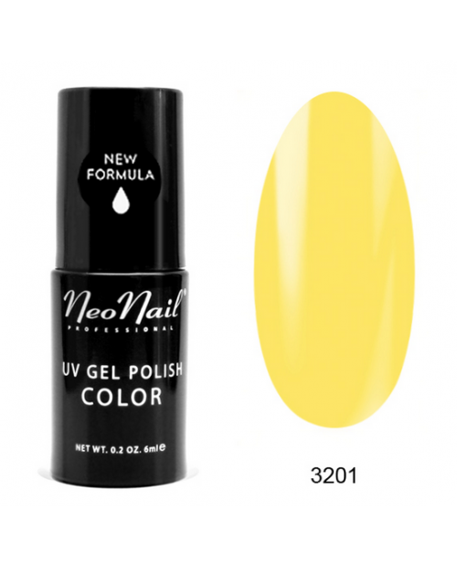 Vernis Permanent -  NeoNail - Exotic Banana 3201- 6 ml