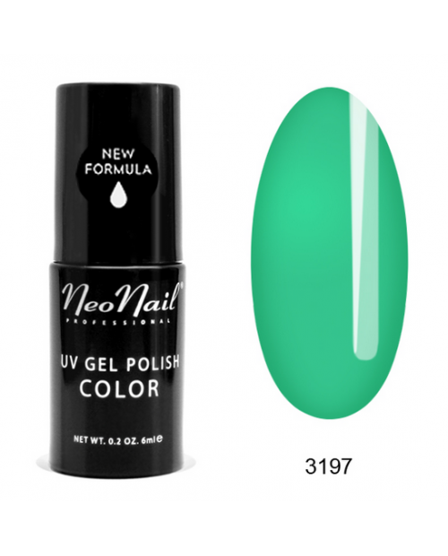 Vernis Permanent -  NeoNail - Avocado 3197 - 6 ml