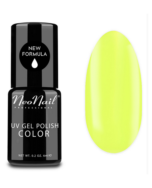Vernis Permanent -  NeoNail - Yellow Bahama 4810 - 6 ml