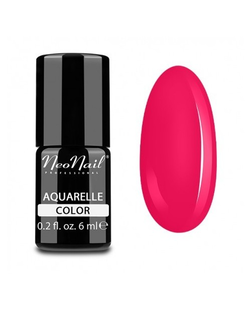 Vernis Permanent -  NeoNail -Raspberry Aquarelle - 5507- 6 ml