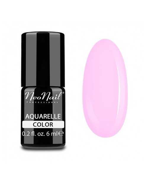 Vernis Permanent - Pink Aquarelle - 5504- 6 ml