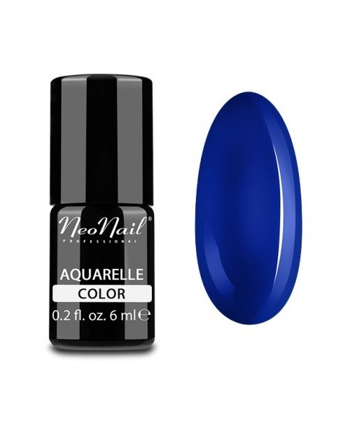 Vernis Permanent - Neonail -Navy Aquarelle - 5511- 6 ml
