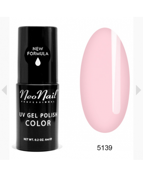 Vernis Permanent -  NeoNail - Purplish pink 5139- 6 ml
