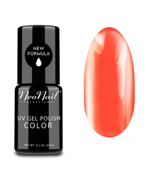 Vernis Permanent - NeoNail - Sweet Apricot 3199 - 6 ml