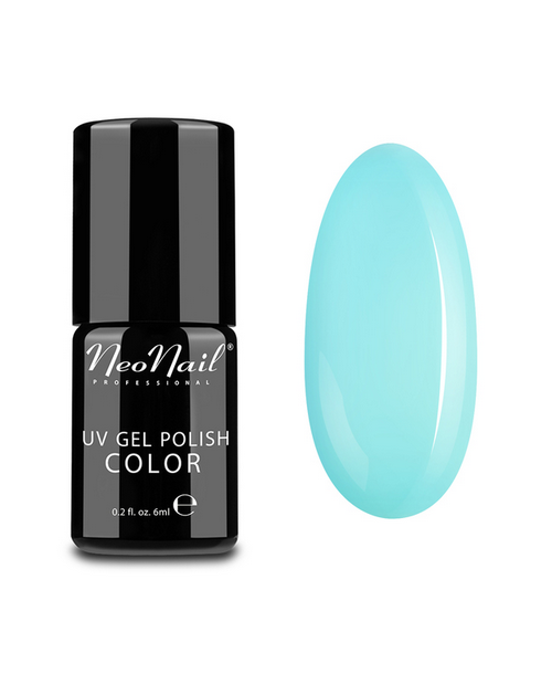 Vernis Permanent -  NeoNail - Pastel Blue 3648 - 6 ml