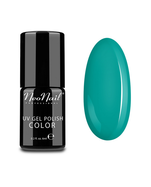 Vernis Permanent -  NeoNail -  Ocean Green 3781 - 6 ml