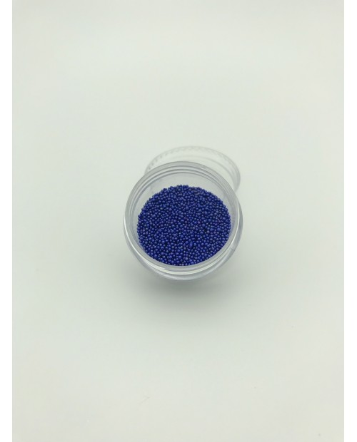 Mini Pearls blue royal