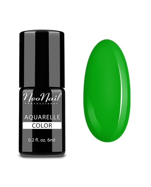 Vernis Permanent -  NeoNail - Green Aquarelle  5751- 6 ml