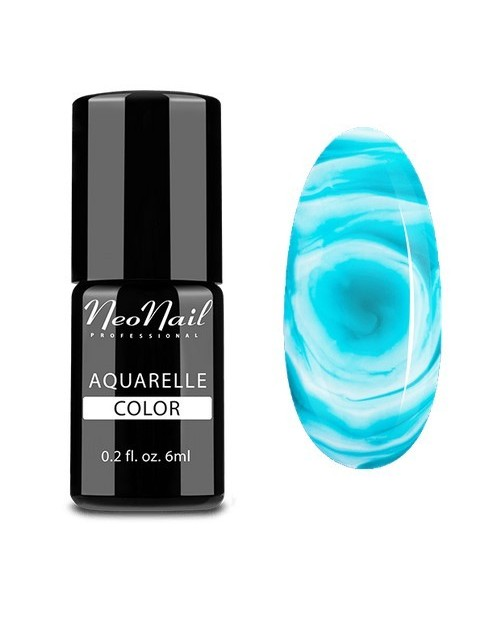 Vernis Permanent - Neonail -Emerald Aquarelle - 5513- 6 ml