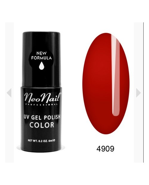 Vernis Permanent -  NeoNail - Morello 4909 - 6 ml