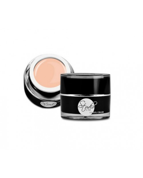 Gel Pate a modeler  STUDIO LINE 3D  5 ml - Light Peach