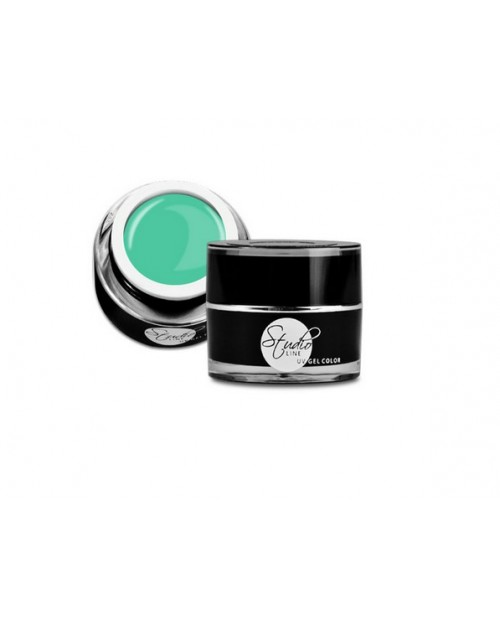 Gel Pate a modeler  STUDIO LINE 3D  5 ml - Pastel Green