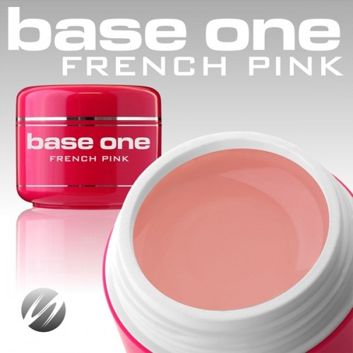 Gel Base One French Pink - builder- 30gr